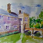 Baddesley Clinton by Ivor