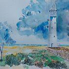 Jandia lighthouse by Ivor