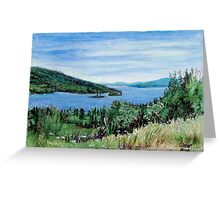 Ruth's Nova Scotia Greeting Card