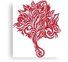 floweer_tree Canvas Print