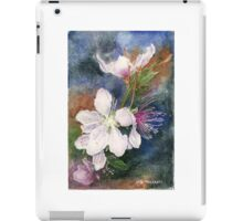 Peach Flowers iPad Case/Skin