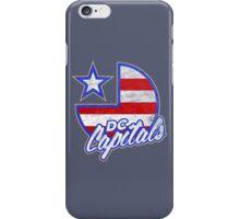 DC Capitals - Retro America iPhone Case/Skin