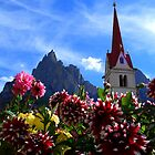 Italian Dolomites by SylviaCook