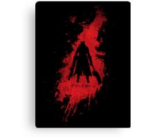 Bloodborne - Blood Mark Canvas Print