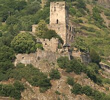 Burg Gutenfels by BigAl1