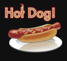 HOT Dog! by shanmclean