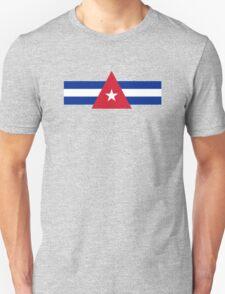 Roundel of the Cuban Rebel Air Force, 1959-1961 T-Shirt