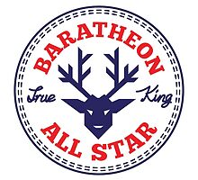 Baratheon All Star by SevenHundred