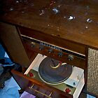 Old record player by cobblucas
