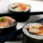 Yummy Sushi by Nat Douglas (njd photography)