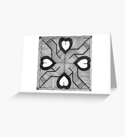 What's Love Got To Do With It? Greeting Card