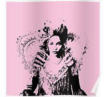 DIVA II (pink) Poster