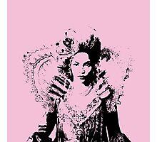 DIVA II (pink) Photographic Print