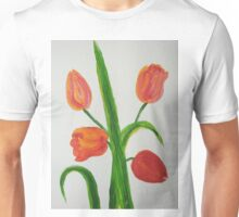 Just Tulips Unisex T-Shirt