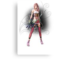 Fantasy XIII-2 - Serah Farron Canvas Print