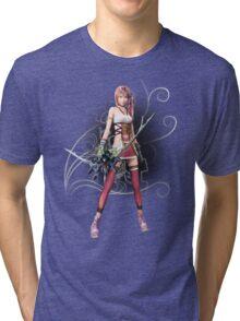 Fantasy XIII-2 - Serah Farron Tri-blend T-Shirt