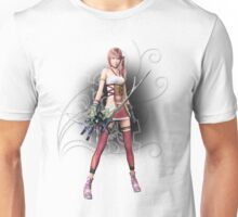 Fantasy XIII-2 - Serah Farron Unisex T-Shirt