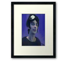 Jasper Jordan Framed Print