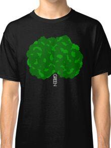 GOING GREEN TREE Classic T-Shirt