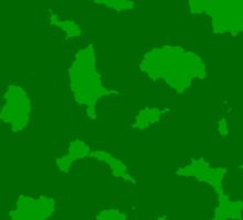 GOING GREEN TREE Sticker