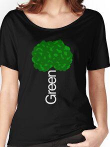Green Tree II Women's Relaxed Fit T-Shirt
