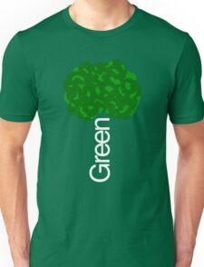 Green Tree II Unisex T-Shirt