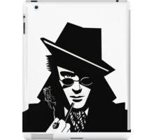 shelock holmes iPad Case/Skin