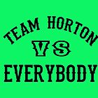 Team Horton by Darryl Pickett