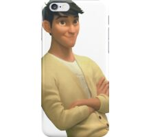 transparent tadashi hamada iPhone Case/Skin