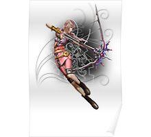 Fantasy XIII-2 - Serah Farron² Poster