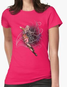 Fantasy XIII-2 - Serah Farron² Womens Fitted T-Shirt