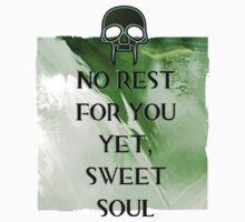 No Rest Baby Tee