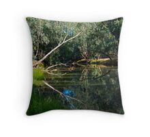 Berry Jerry Creek Throw Pillow