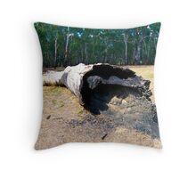 Old Tree Throw Pillow