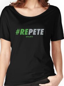 REPETE Women's Relaxed Fit T-Shirt