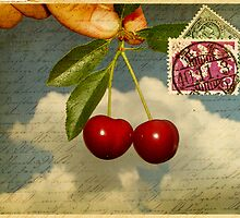 Cherry In The Sky by Aimee Stewart