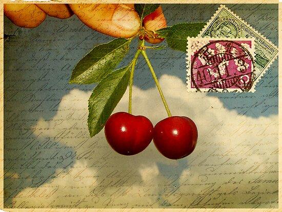 Cherry In The Sky by Aimee Stewart