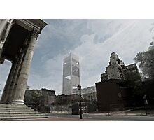 Independence National Park Visitor Center Photographic Print