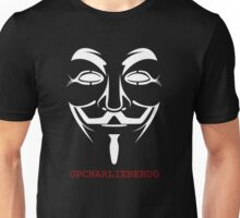 Operation Charlie Hebdo Unisex T-Shirt