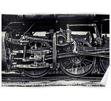 Industrial Train 1518 Poster