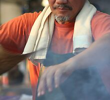 Satay Man by Basa
