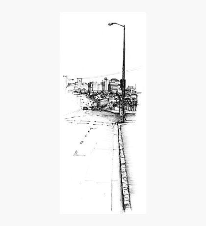 Paddington Streetscape Photographic Print