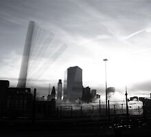 30th Street Station Steam Heating Plant by Andrew Evans