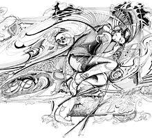Dragonfly Girl by Tony Gillan