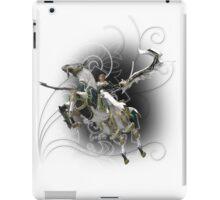Final Fantasy XIII-2 - Lightning (Claire Farron) and Odin iPad Case/Skin