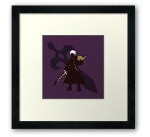 Robin (Male, Fire Emblem Version) - Sunset Shores Framed Print