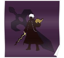 Robin (Male, Fire Emblem Version) - Sunset Shores Poster
