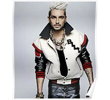 Bill Tokio Hotel Poster