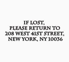 If Lost... by tatiananori