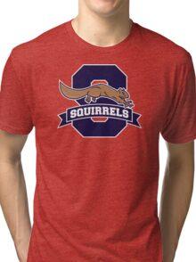 Squirrels 2015 Tri-blend T-Shirt